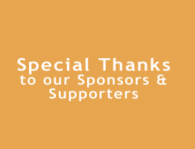 Thanks to our Sponsors & Supporters