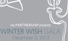 Partnership at Drugfree.org presents Winter Wish Gala