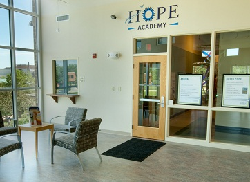 Hope Academy- Recovery High School located in Indianapolis, IN