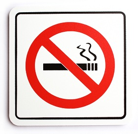 No smoking sign 11-17-11
