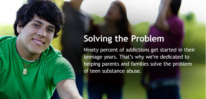 ... teen drug use and addiction for families. At drugfree.org, parents can ...