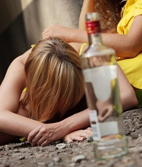 Teens Alcohol Addiction 12-Step