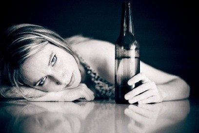 Young girl with Beer Bottle 9-12-12
