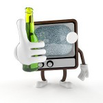 TV and beer 1-29-13
