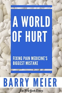 Barry Meirer- A World of Hurt- Fixing Pain Medicine's Biggest Mistake