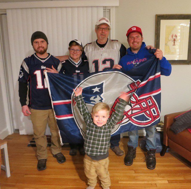 This Super Bowl Sunday, my family has a lot to be grateful for, especially their recovery from drugs and alcohol.