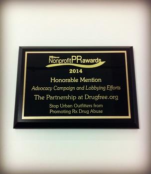 PRNews Nonprofit PR Awards #10