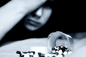 Teen with pills 8-2-11