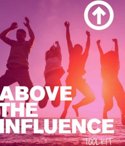 above the influence toolkit