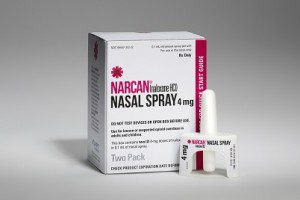 naloxone Narcan nasal spray 1-26-16