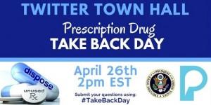 Partnership for Drug-Free Kids- ONDCP Twitter Town Hall- newsroom blog post image