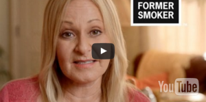 "Rebecca- ""Tips From Former Smokers"" campaign- Join Together News Service from the Partnership for Drug-Free Kids"