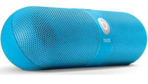 speaker shaped like a pill beats by dre