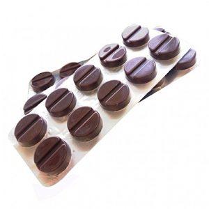 chocolate-pill